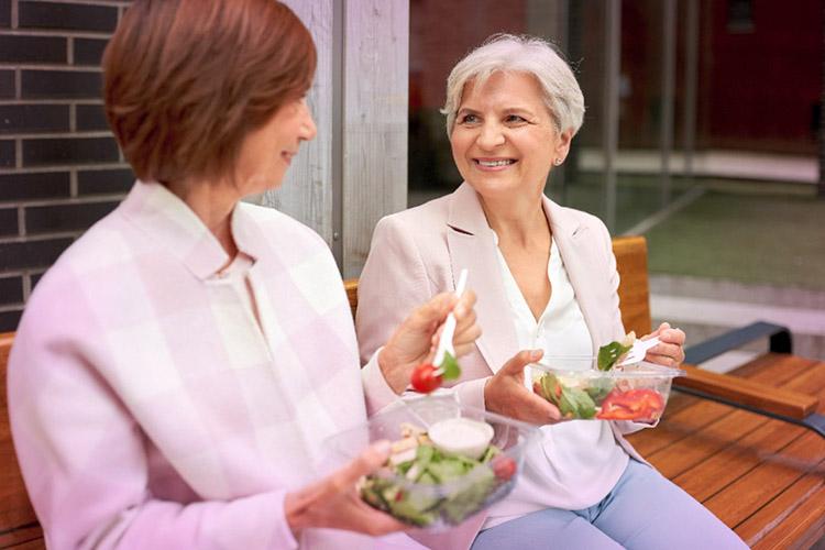 diet untuk wanita usia 50 tahun plus