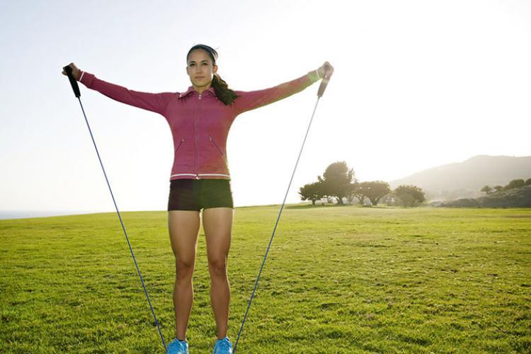 latihan otot bisa cegah penyakit jantung