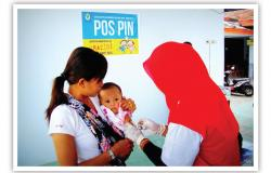 Vaksin Polio Masih Perlu