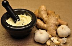 manfaat bawang putih dan jahe untuk kesehatan